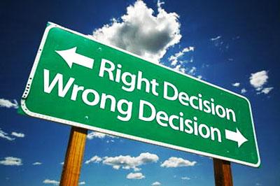 decision de compra dilema