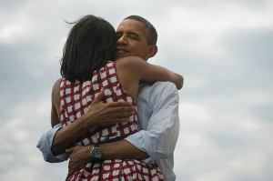 """""""Four more years"""". 2012."""