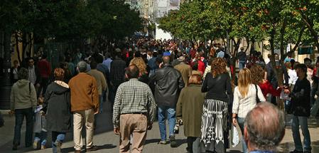 indicadores demograficos españa 2012