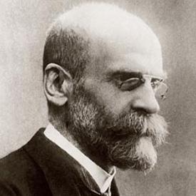 Emile Durkheim (1858-1916)
